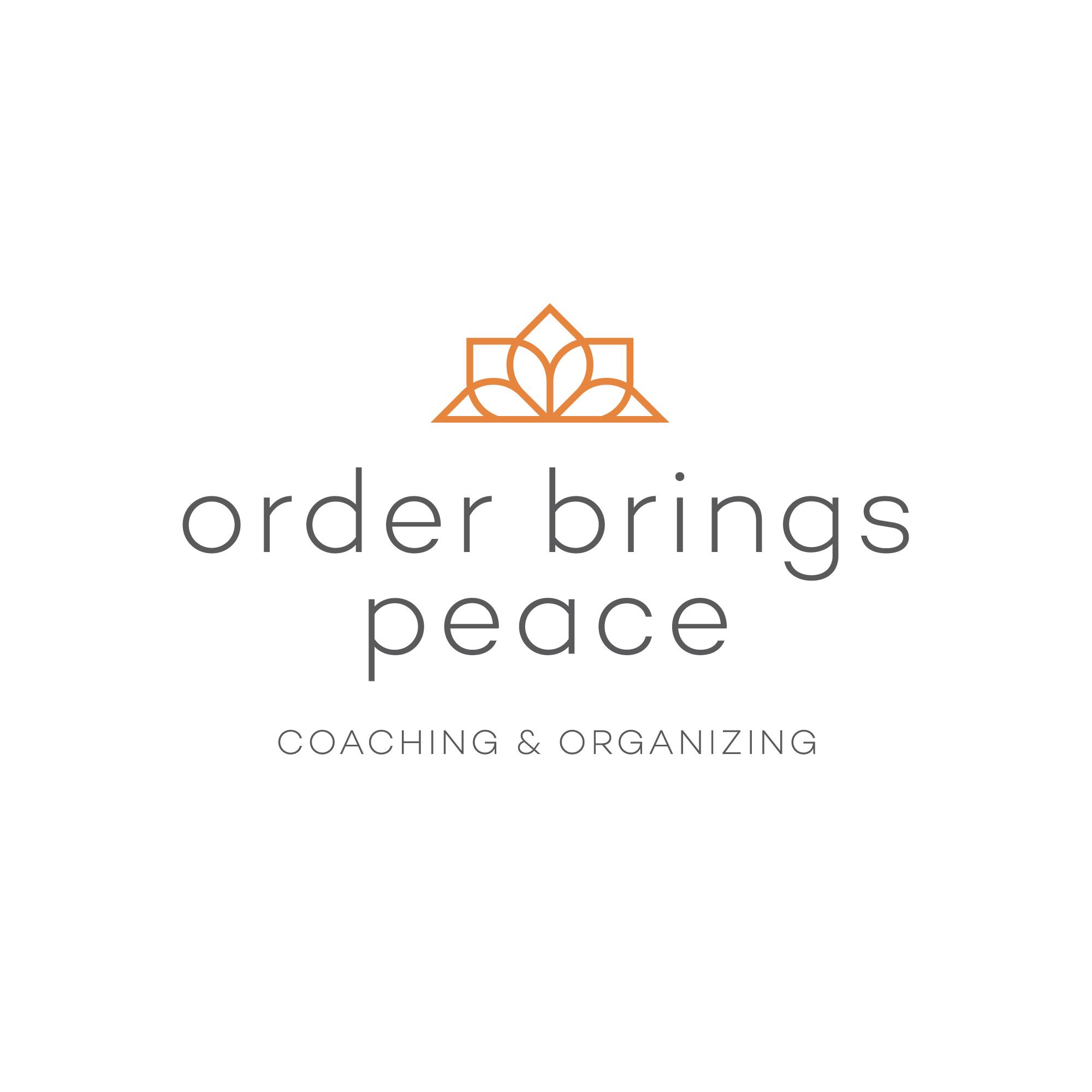 Order Brings Peace Logo
