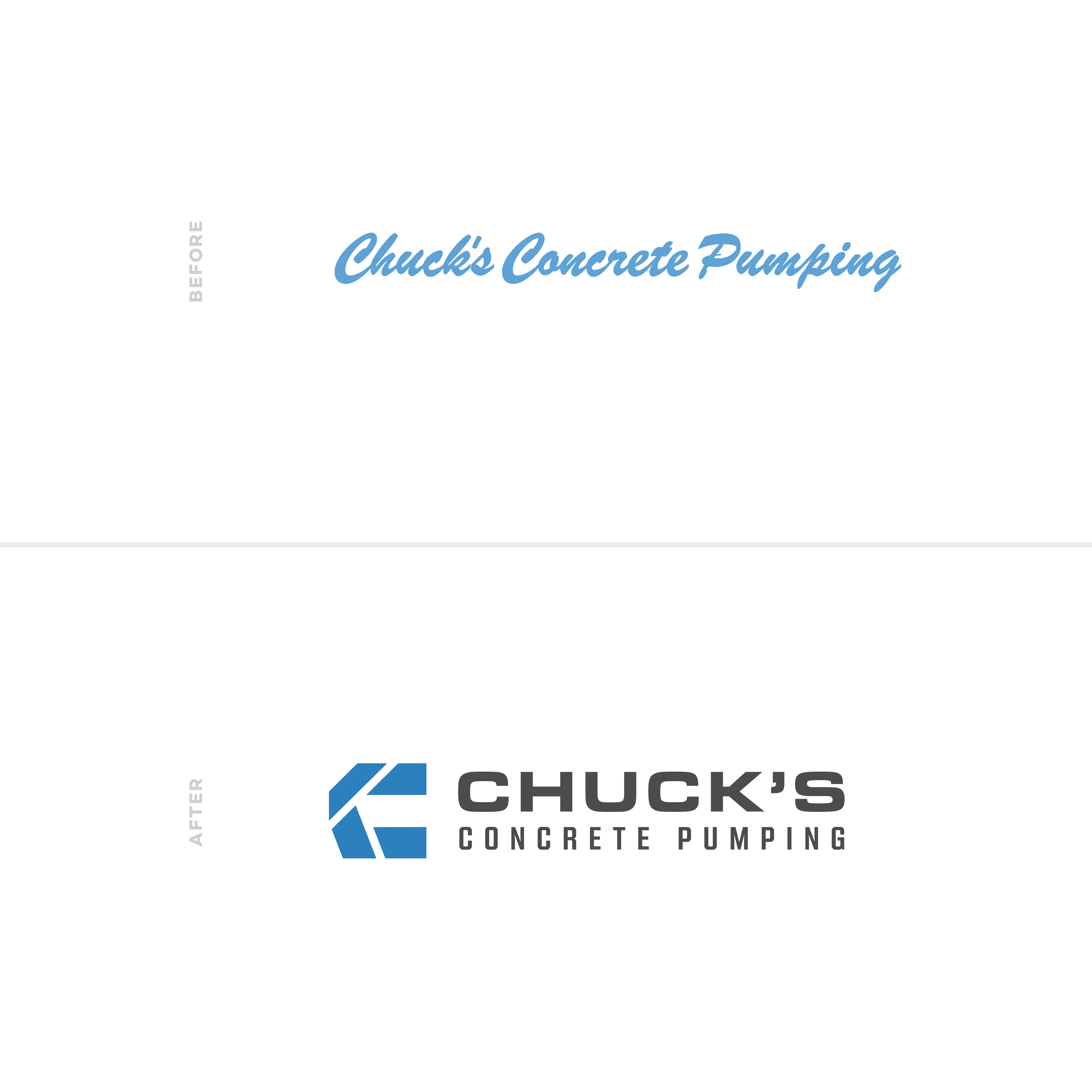 Chuck's | Before & After