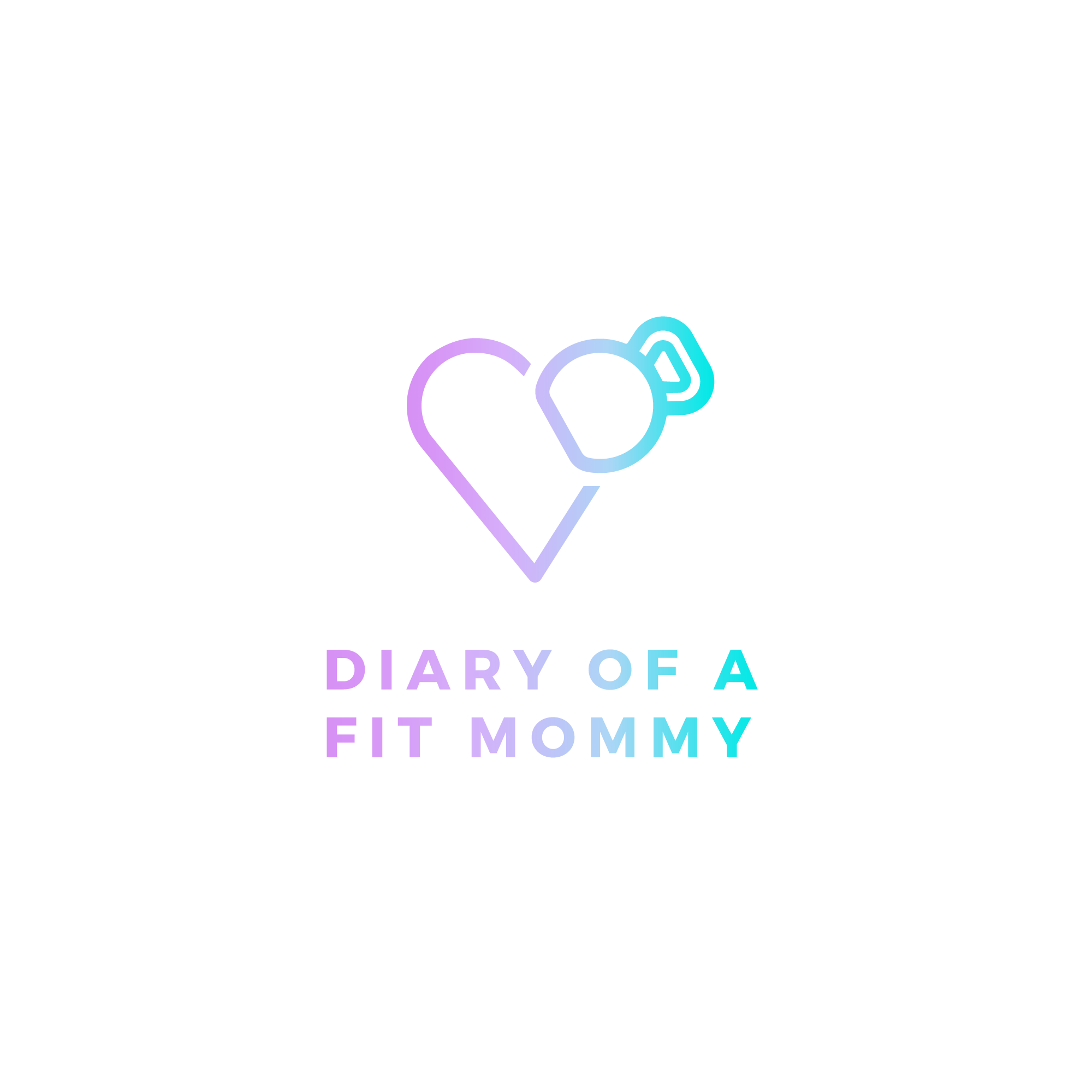 Diary of a Fit Mommy Logo