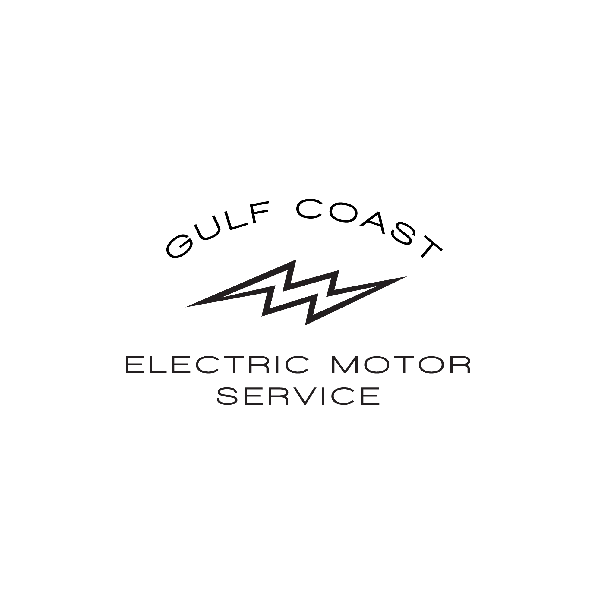 Gulf Coast Electric Motor Service Logo